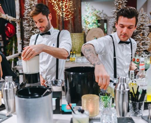 Cocktail Workshops bij CocktailFlavours